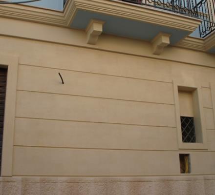 Rivestimenti Esterni In Pietra Leccese.Ilario Azzollini E Figli Marmi